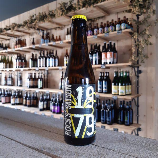 Bière Abbaye des Rocs Saison
