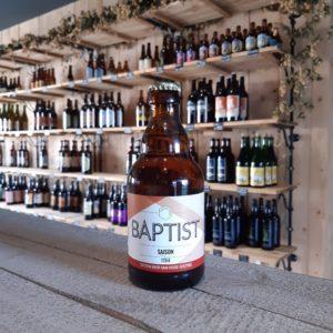 Bière Baptist Saison