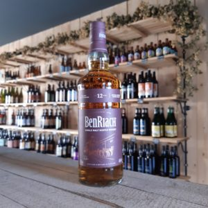 BENRIACH SHERRY WOOD